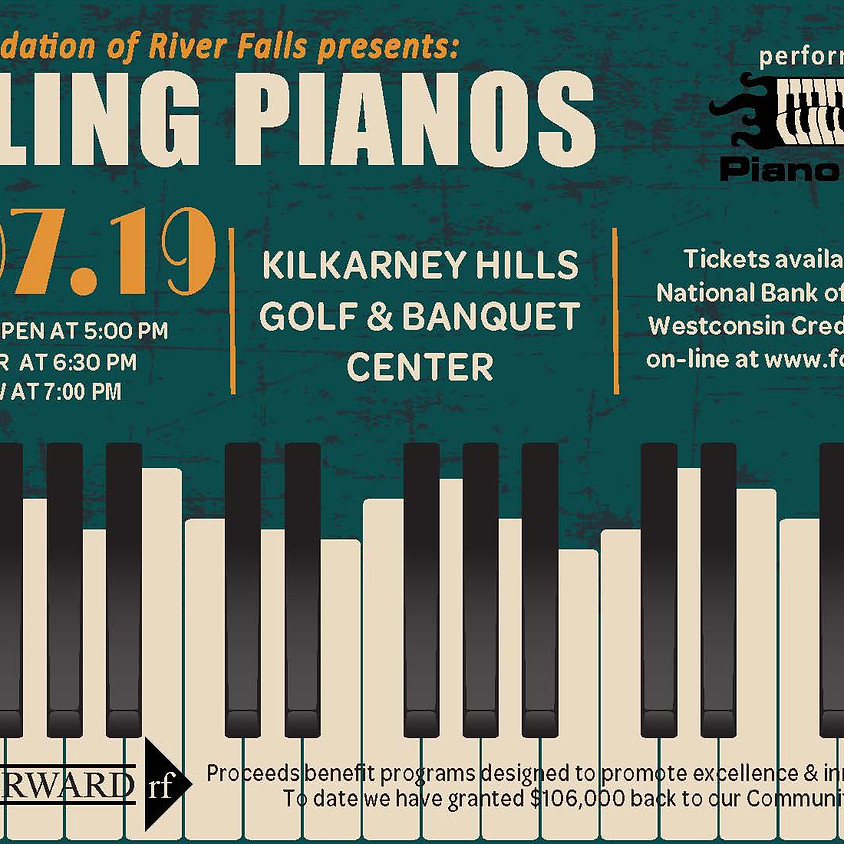 Dueling Pianos by Piano Fondue