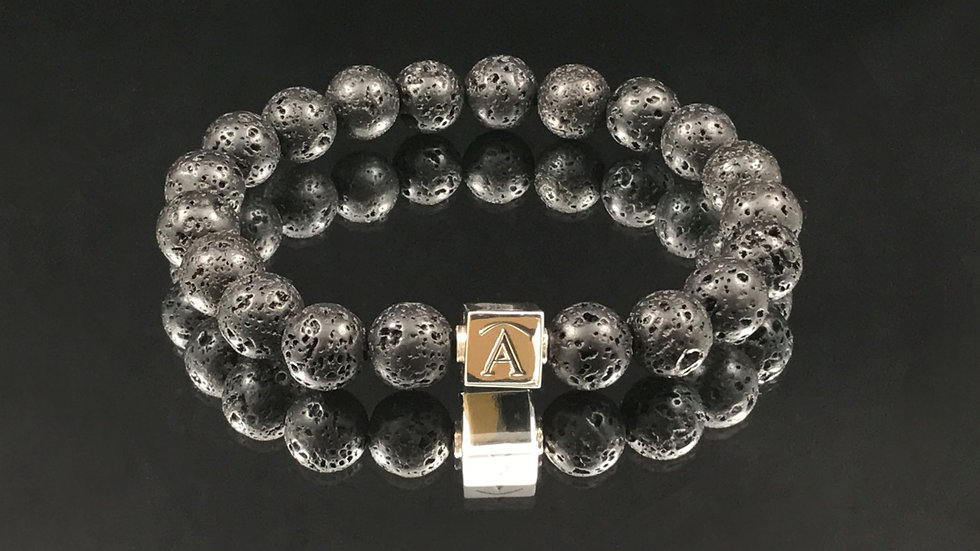 Select Silver - Lava Stone