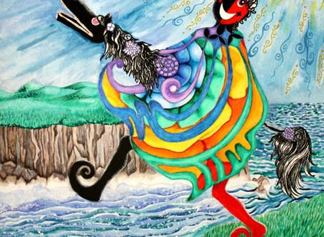 """""""Tarot Equus - The Fool"""""""