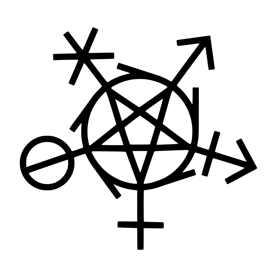Sourced from Wikipedia: https://commons.wikimedia.org/wiki/File:Pagan-gender-inclusion-symbol.svg