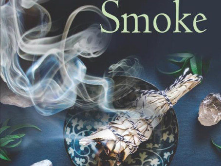 """Book Review: """"How Does it Touch Your Heart?"""" - Herbs and Incense with Amy Blackthorn in Sacred Smoke"""