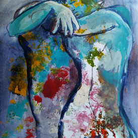 Caresse Invisible embrace