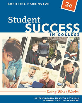 COVER 3rd edition Harrington_StudentSucc