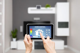 impianti elettrici treviso, domotica, home automation. remote control
