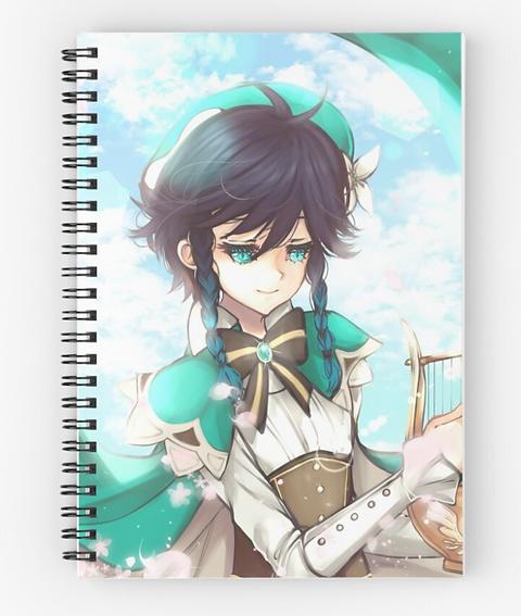Venti Notebook