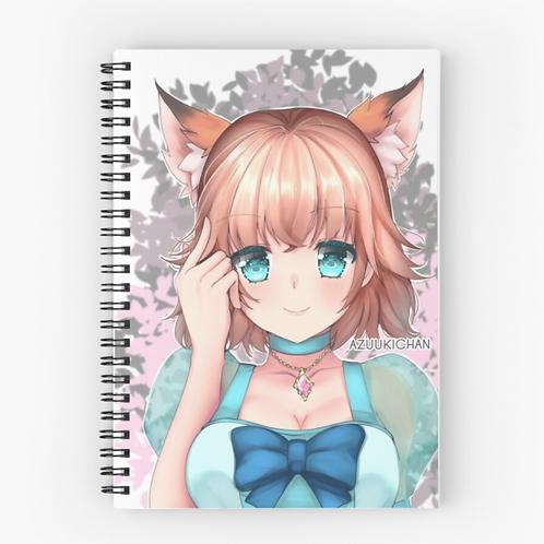 Azuukichan Notebook