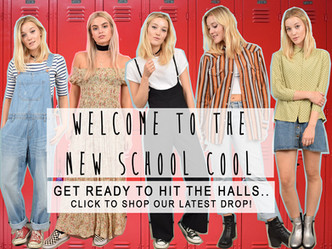The New School Cool