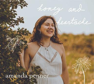 Amanda Penner Honey and Heartache album