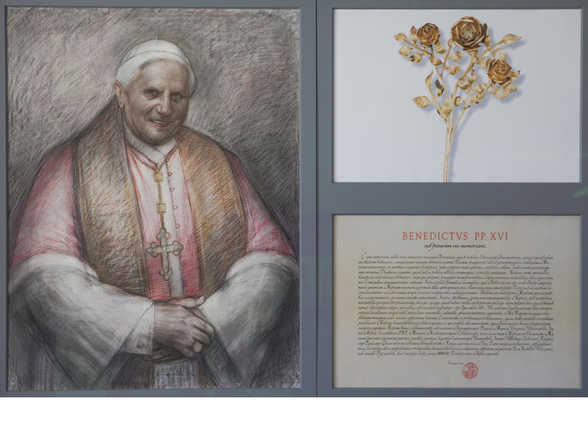 베네딕토 16세 교황님의 고향
