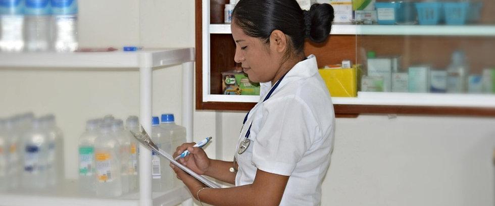 Enfermera Esperanza