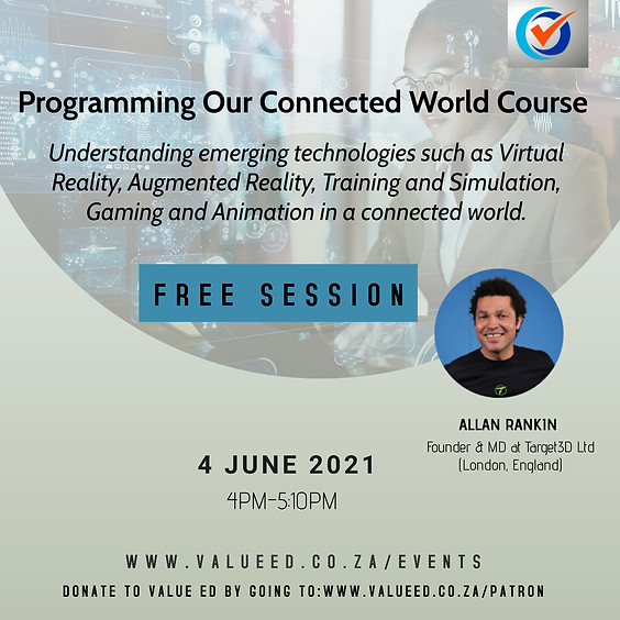 Programming Our Connected World Overview