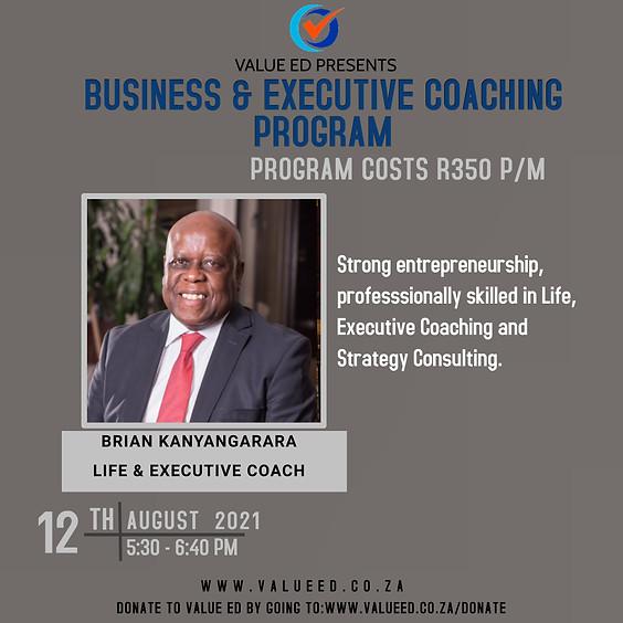 Business & Executive Coaching Program