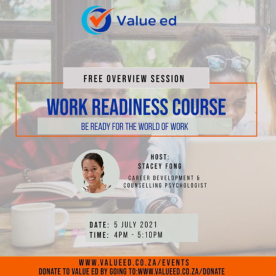 Work Readiness Overview