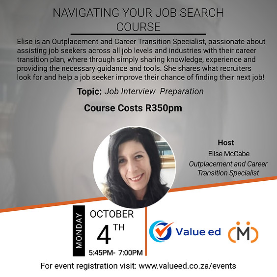 Navigating Your Job Search Course