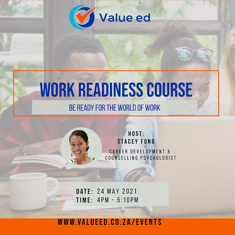 Work Readiness Course