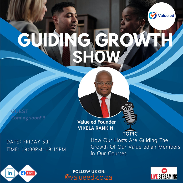 The Guiding Growth Show