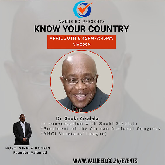 Know Your Country Event