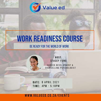 Copy of Copy of WORK READINESS - Made wi