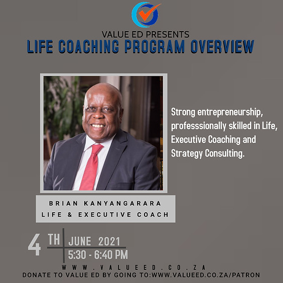 Life & Executive Coaching Overview