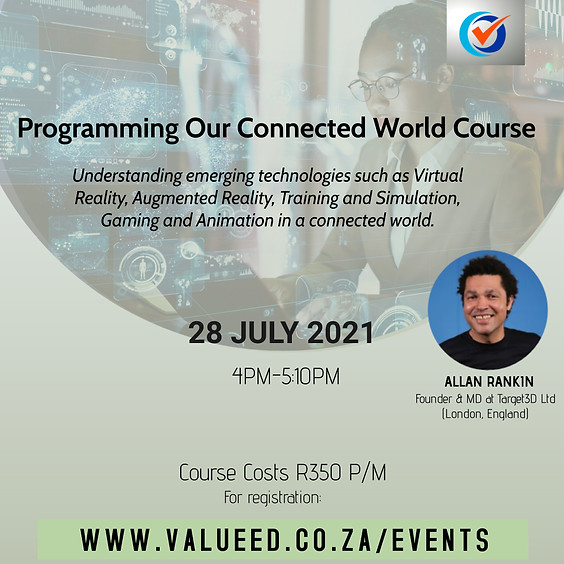 Programming Our Connected World Course