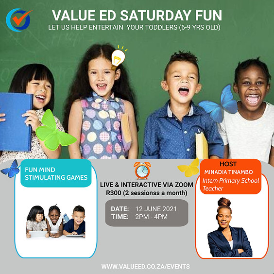Saturday Fun Program