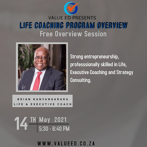 Life & Exec Coaching Overview