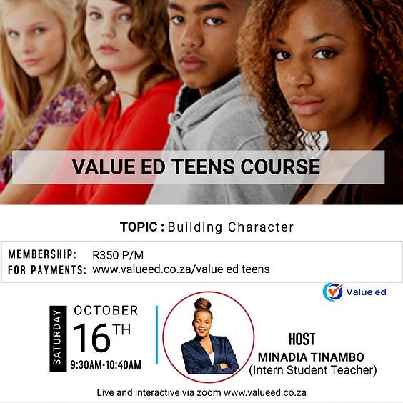 Valued Teens