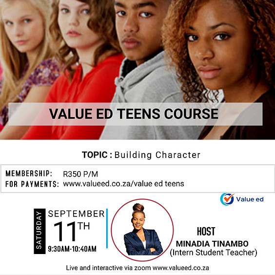 Valued Teens Course