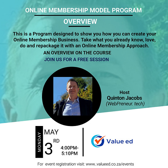 Online Membership Model