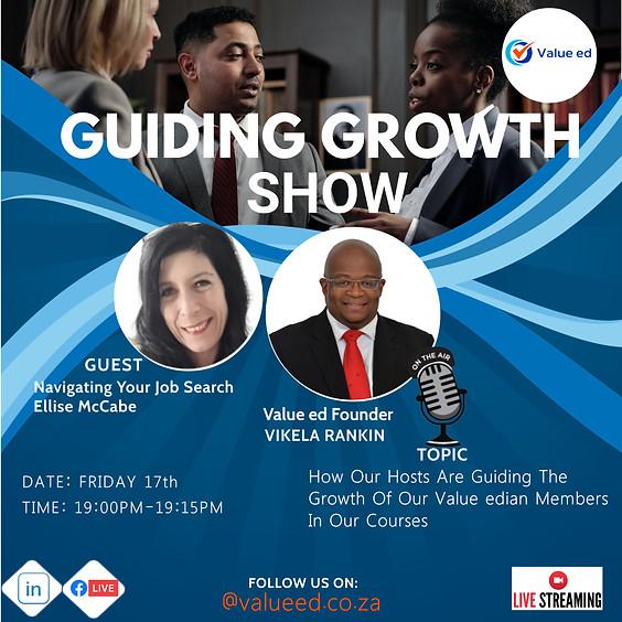 GUIDING GROWTH SHOW