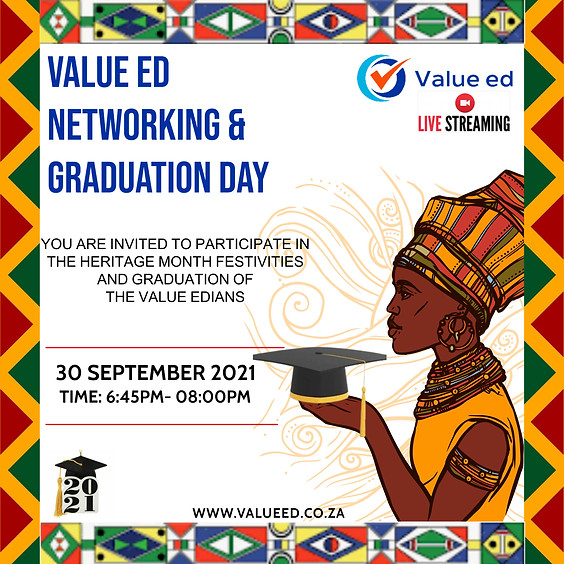 Value ed Networking & Graduation Day
