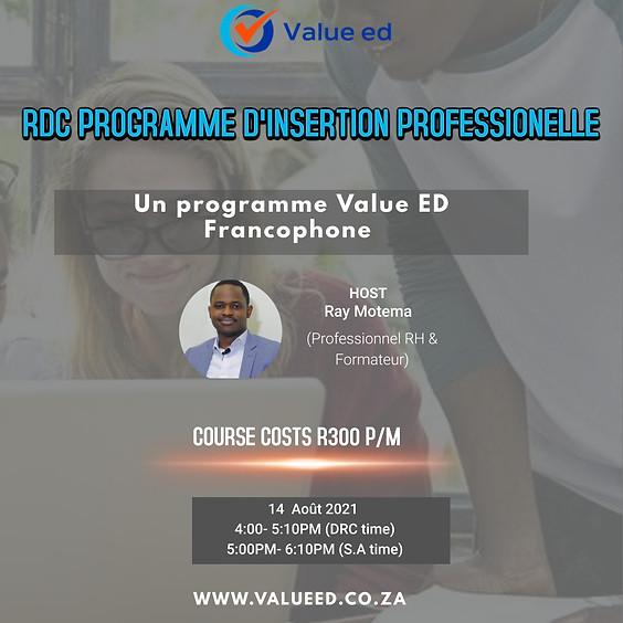 DRC Program