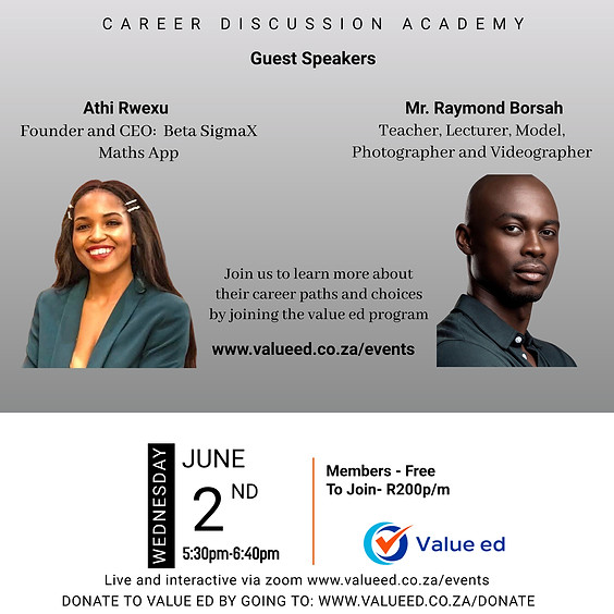 Career Discussion Academy