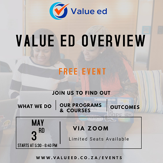 Value ed Overview