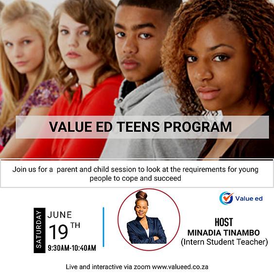 Valued Teens Program