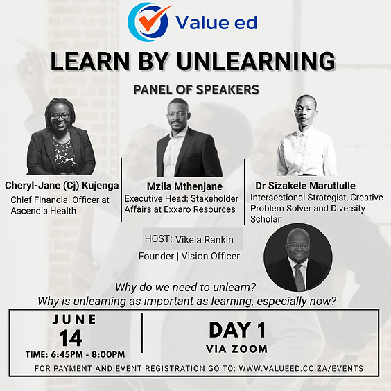 Unlearn Conference: Day 1