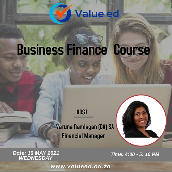 Business Finance Course
