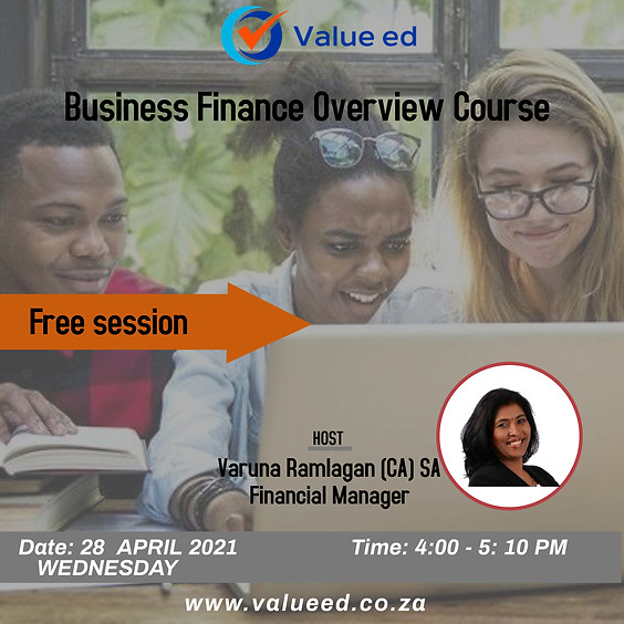 Business Finance Overview