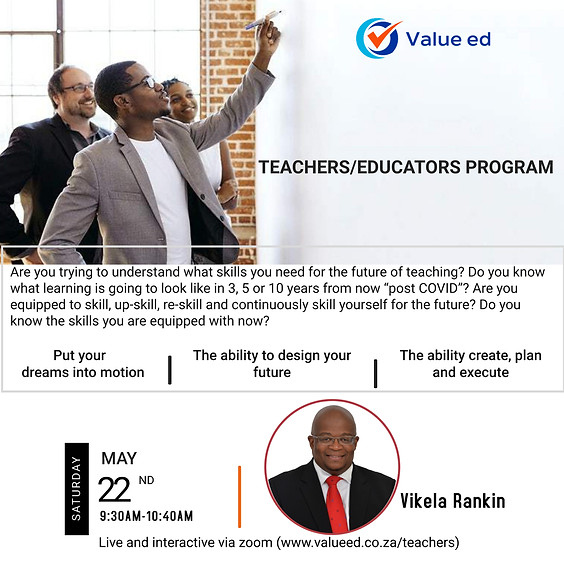 Teachers/Educators Course