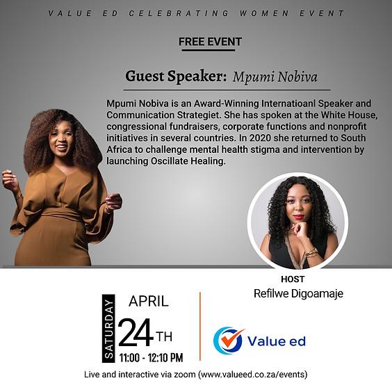 Celebrating Women Event