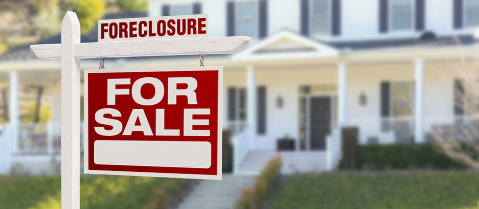 Thinking Of Buying a Foreclosure?