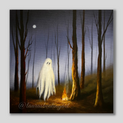 """""""Holy Sheet it's a Ghost!"""""""