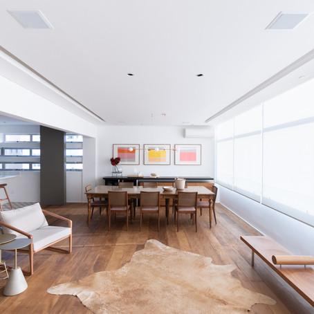Ana Bumachar - Projeto Apartamento Bela Cintra