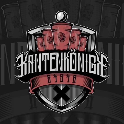 Kantenkoenige Logo Concept