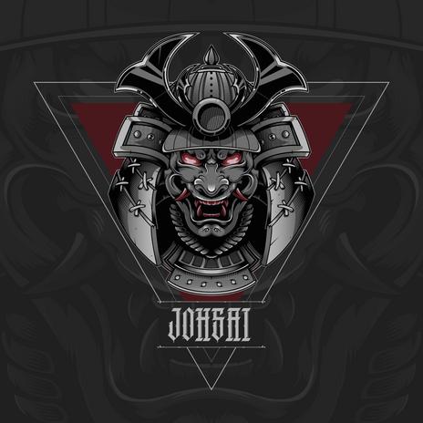 Demon Samurai T-Shirt Concept.png