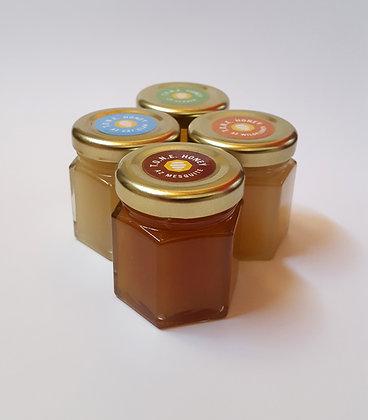 2oz Honey Samplers