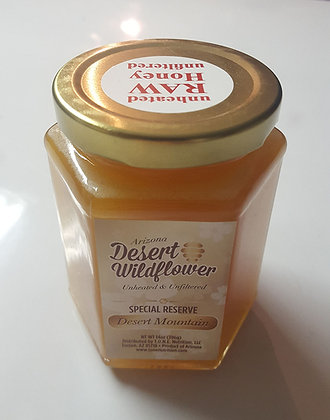 Desert Mountain Wildflower Honey