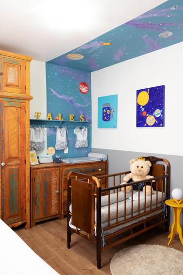 Dormitório do Tales