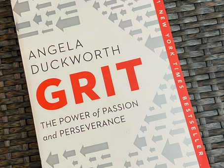 Getting Gritty: Finding Creative Success with Passion and Perseverance