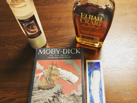 Chasing Moby Dick: A Reader's Guide to Catching The White Whale